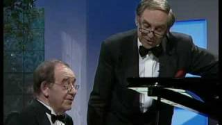 Harald Juhnke & Paul Kuhn - Ich hab' mich so an dich gewöhnt 1992