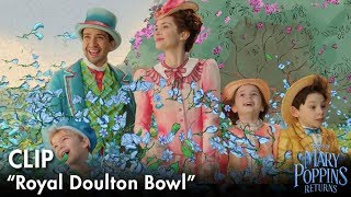 """Royal Doulton Bowl"" Clip 