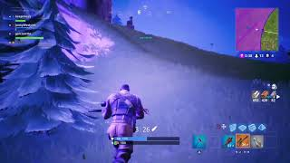 Fortnite Battle Royale: The saddest moment in solo squad of all time