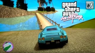 GTA IV - Vice City Rage Gameplay [PC] [720p]