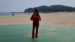 가수 김미자 ❤ 멋진인생 ❤ (박정식 곡) ~♡연포해수…