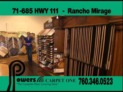 Powers Carpet One Rancho Mirage - YouTube
