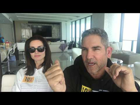 Grant Cardone Giving Away $1,000,000 in Cash for Social Engagement