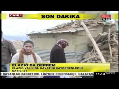 TURKEY EARTHQUAKE 6.O MAGNITUD