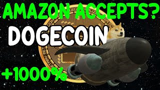 THE TRUTH ABOUT AMAZON AND DOGECOIN! DOGECOIN DAILY UPDATE, ANALYSIS AND PREDICTIONS!