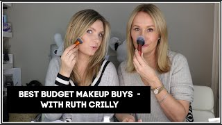 BUDGET MAKEUP BUYS WITH RUTH CRILLY