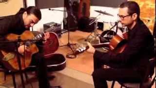 Robin Nolan & Umberto Viggiano play Anouman