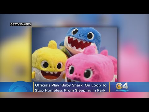 West Palm Beach Officials Play 'Baby Shark' Continuously To Stop Homeless From Sleeping In Park Mp3