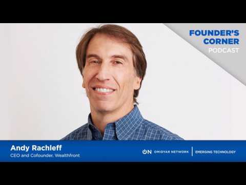 Andy Rachleff, Cofounder and CEO of Wealthfront - YouTube