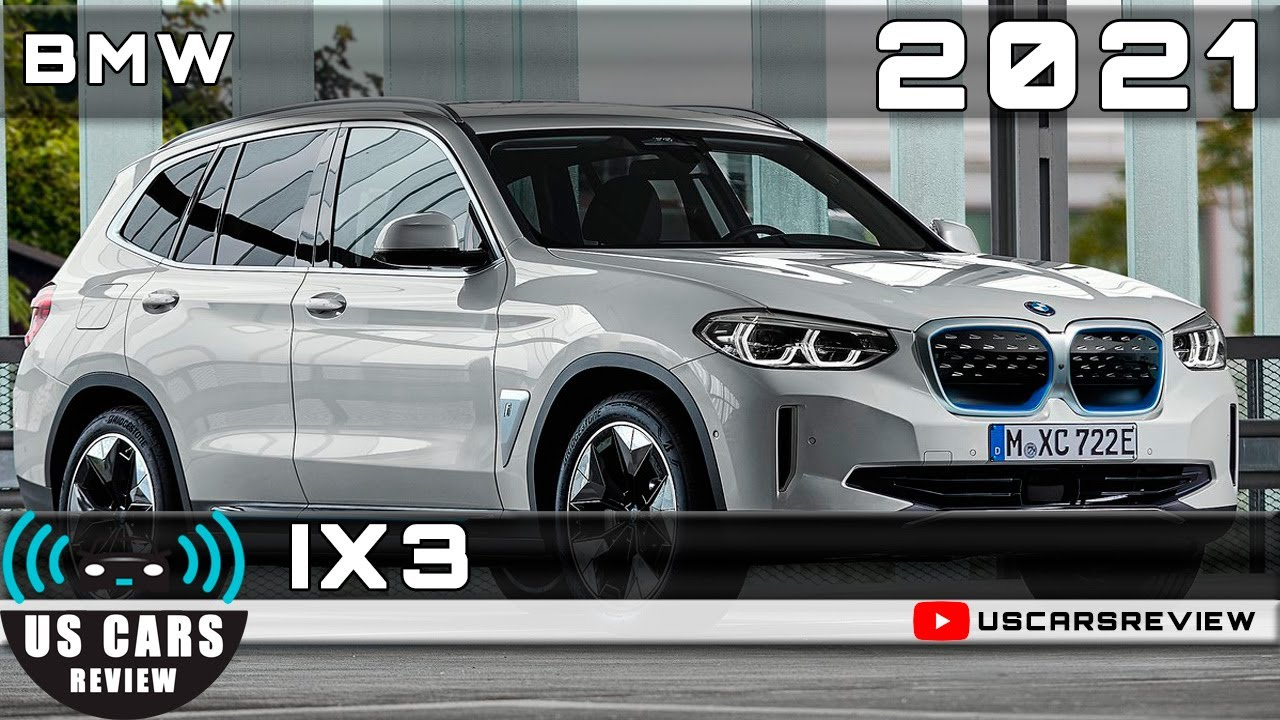2021 BMW IX3 Review Release Date Specs Prices - YouTube