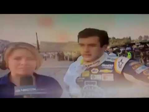 Chase Elliott New Hampshire Post Race Interview 9/24/17