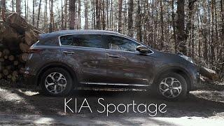 Тест драйв KIA Sportage семейный кроссовер /Drive Time