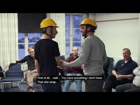 UngHästen - Säkerhetsarbete hos Boliden med teater som verktyg