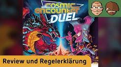 Cosmic Encounter Duel – Brettspiel – Review und Regelerklärung