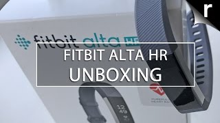 Fitbit Alta HR Unboxing and Hands-on Review: Another Charge 2?