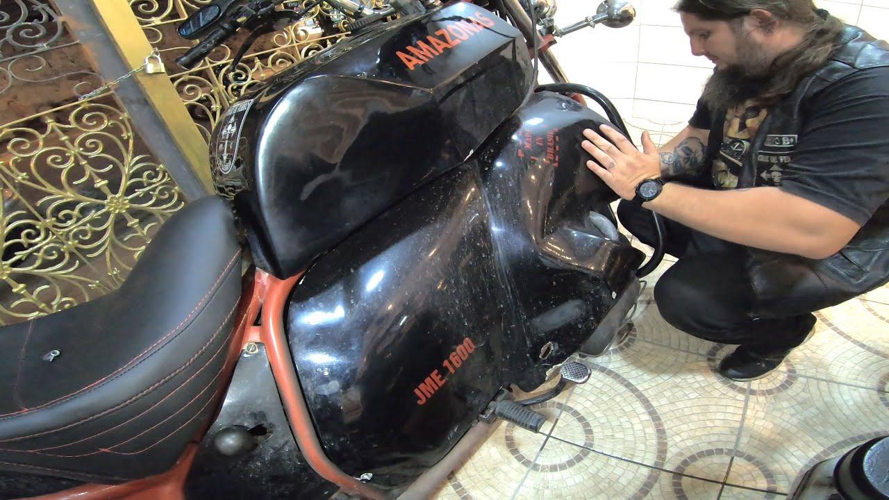ESPECIAL MOTO AMAZONAS 1600 CC vs KAHENA 1600! AMBAS COM ...