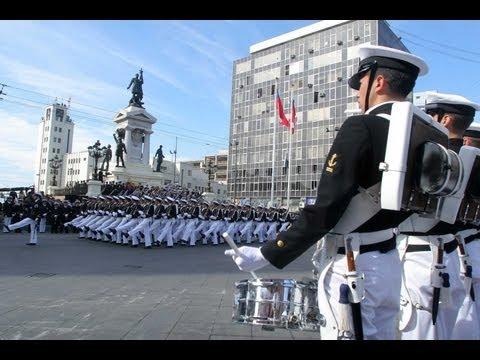 Armada de Chile: 21 de Mayo, 2001-Valparaíso