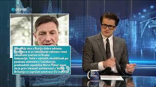 Ta teden: Slovenija ostaja zvesta Rusiji