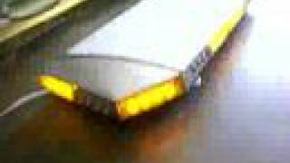 Mini Verve LED Lightbar - Custom Tow Truck Snow Plow