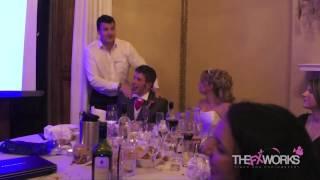west end singing waiters www westendsingingwaiters co uk leigh and bradleys wedding