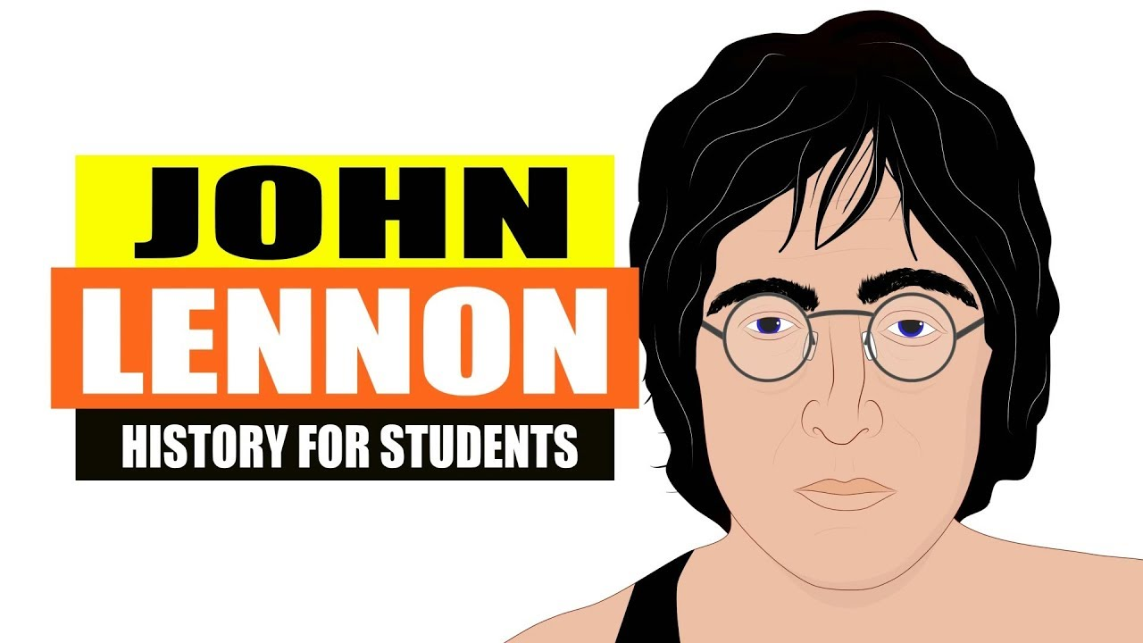 Fun Facts About John Lennon From The Beatles History For Kids