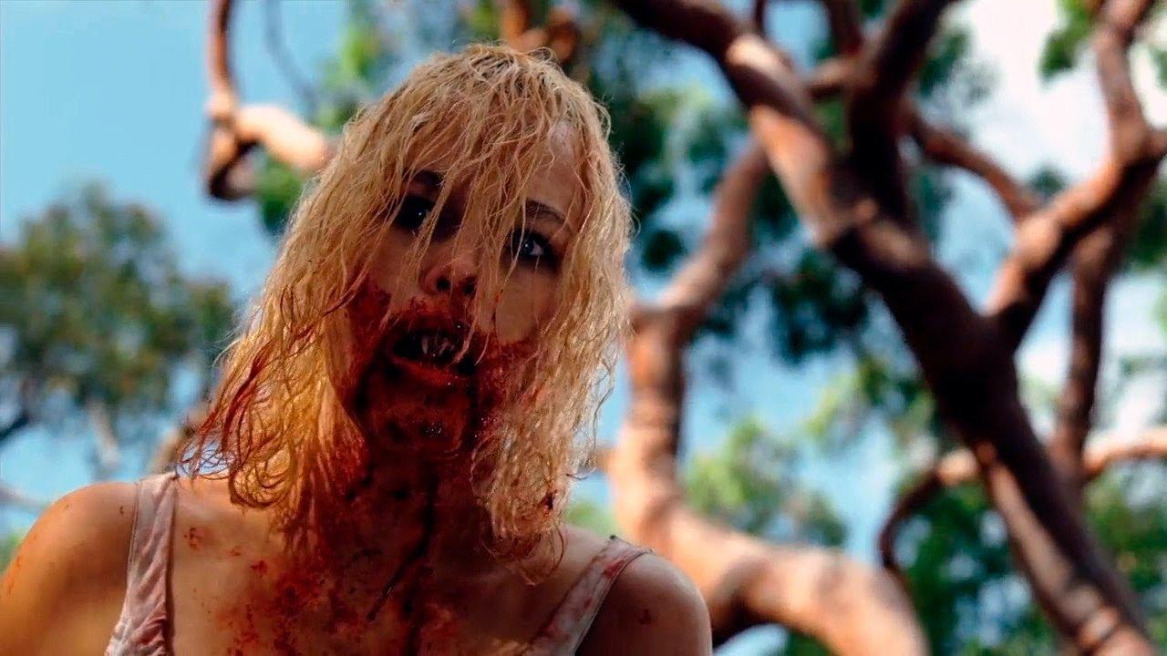 ТРЕШ ОБЗОР фильма - Приманка