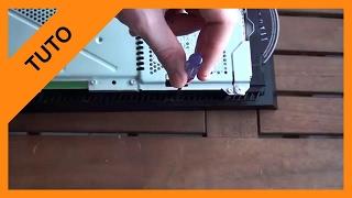 【TUTO】Retirer un disque coincé dans la PS4 (CUH-1000 & 1110)