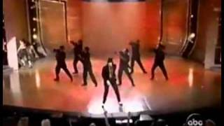 Michael Jackson ~ Live at the American Bandstand 50th Anniversary - Dangerous