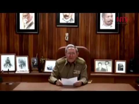 Fidel Castro murió esta noche, confirma Raúl Castro