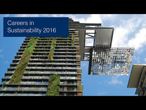 Careers in Sustainability 2016