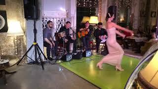 "Castaño Flamenco Kvintett - ""Bamberas"" - Stedingu Maja, Võru 02/02/2019"