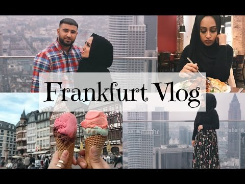 Travel Vlog | Weekend in Frankfurt