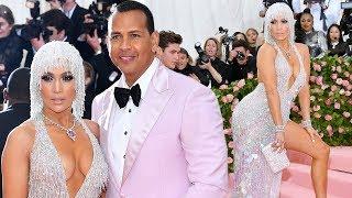 Met Gala 2019: Jennifer Lopez and Alex Rodriguez Arrive in Style!