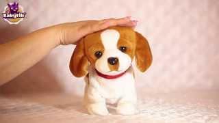 Игрушка Интерактивная собака Бигль - Babytik