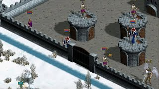 Heroes of Might and Magic IV: Battle Between Heroes