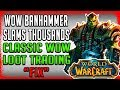 """Blizz Bans People Who Dislike Leveling And Classic WoW Loot Trading """"FIX"""" ?"""