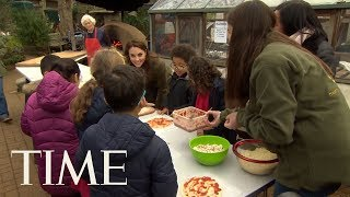 Kate Middleton Revealed Her Distinctive Pizza Preference And Everyone Has An Opinion | TIME