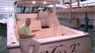 Tiara 4200 Open Fresh Water Yacht