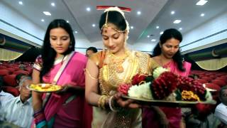 Keerti + Vinay Wedding Video @ Madayi Bank Auditorium, Kannur