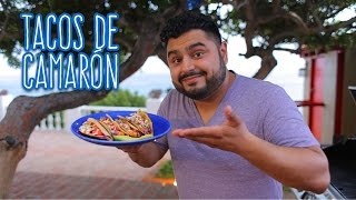 Tacos De Camarón Estilo Baja - El Guzii #mituverano #viveelverano