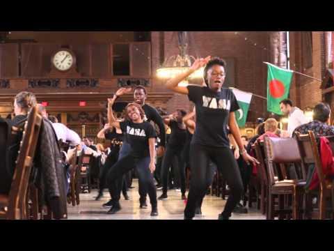 Africa Week Flashmob 2015