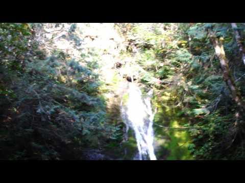 Let's Visit - Madison Creek Falls