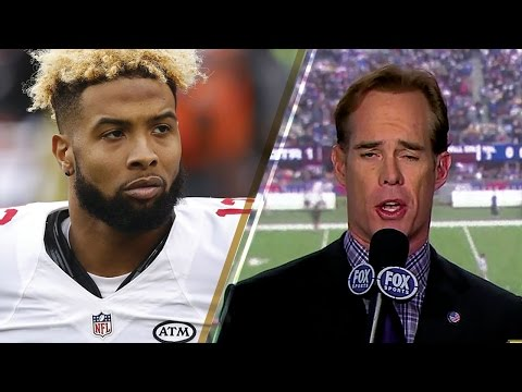 Thumbnail: Odell Beckham Jr. PUNCHES Hole in Wall Over Dropped Passes, Addresses Joe Buck Boat Trip Comments