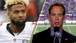 Odell Beckham Jr. PUNCHES Hole in Wall Over Dropped Passes, Addresses Joe Buck Boat Trip Comments