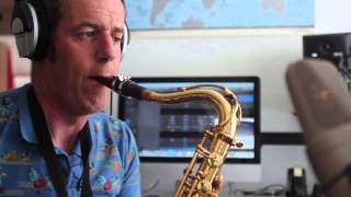 Polka Dots and Moonbeams on Tenor Sax