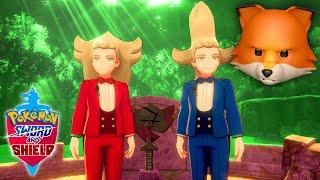 SORDWARD AND SHIELBERT?!? (Pokémon Sword And Shield)