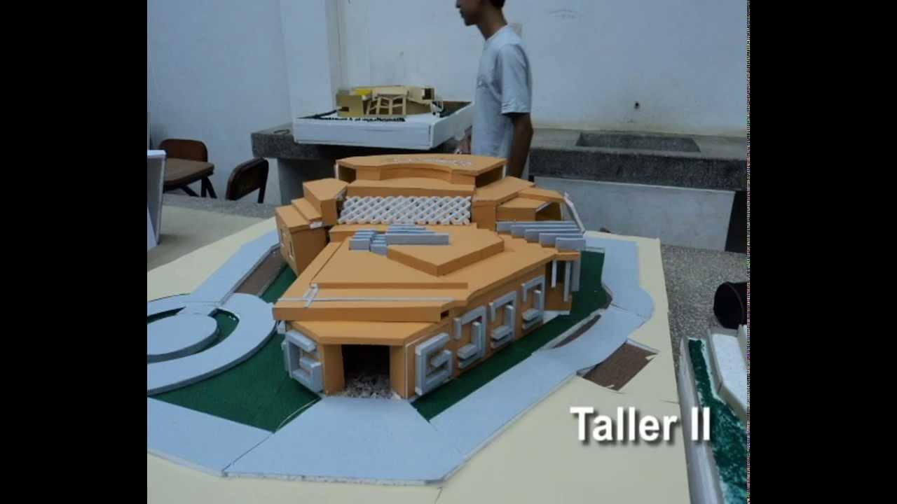 Arquitectura taller de dise o 2 youtube - Arquitectura de diseno ...