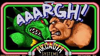 Amiga 500 Longplay [085] AAARGH!