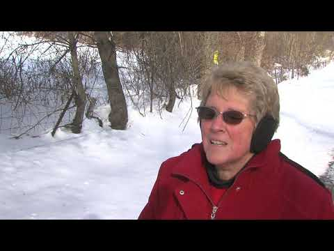 Snow Rollers Invade Hillsdale, NY   Lance Wheeler Video