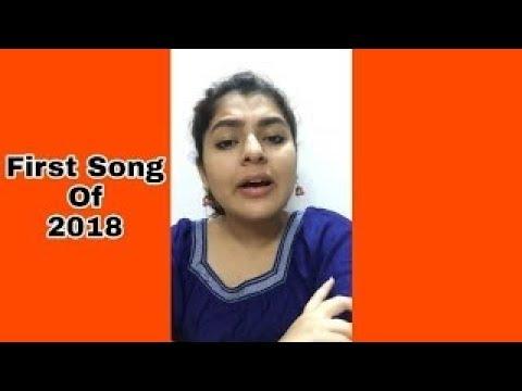 Nidhi Bhanushali aka Sonu | 2018 | First Song | Very Beautiful Voice | TMKOC News